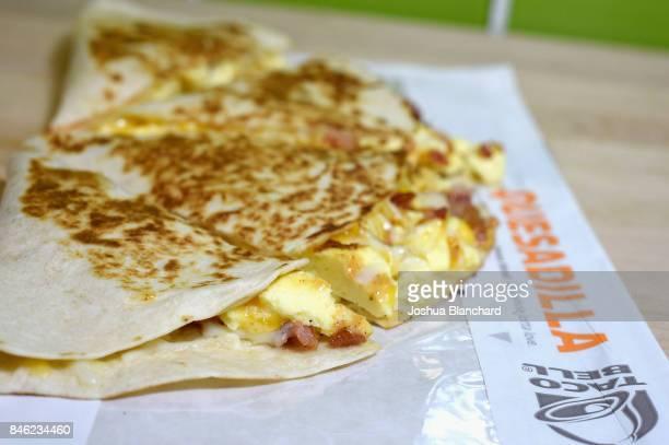 Taco Bell's Breakfast Quesadilla remains a popular item and menu staple