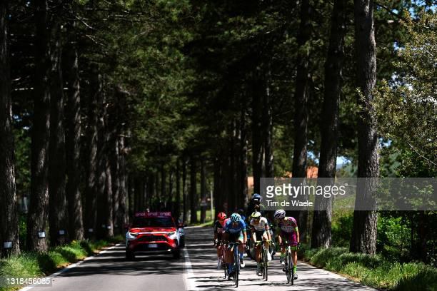 Taco Van Der Hoorn of Netherlands and Team Intermarché - Wanty - Gobert Matériaux, Umberto Marengo of Italy and Bardiani CSF Faizanè – Pro Team,...