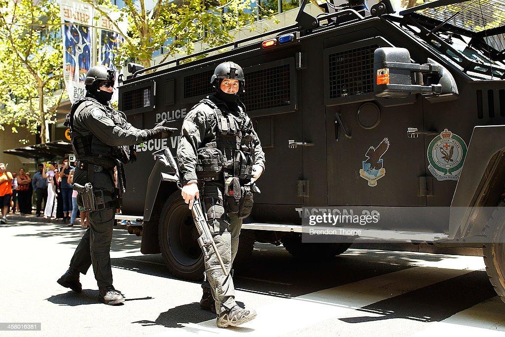 NSW Parliament House Security Breach : News Photo
