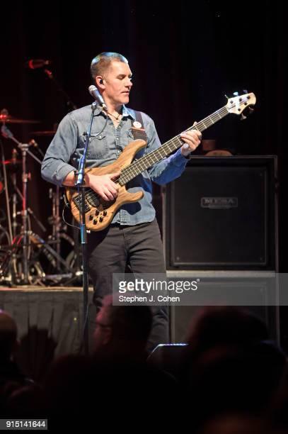 Tad Kinchla of Blues Traveler performs at Mercury Ballroom on February 6 2018 in Louisville Kentucky
