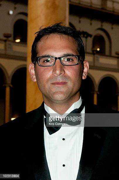 Tad Skylar Agoglia poses for a photo during the 38th Annual Jefferson Awards at National Building Museum on June 22 2010 in Washington DC