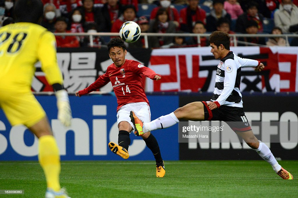 Urawa Red Diamonds v Muangthong United - AFC Champions League Group F : News Photo