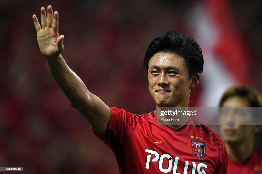 Urawa Red Diamonds v Kawasaki Frontale - J.League J1