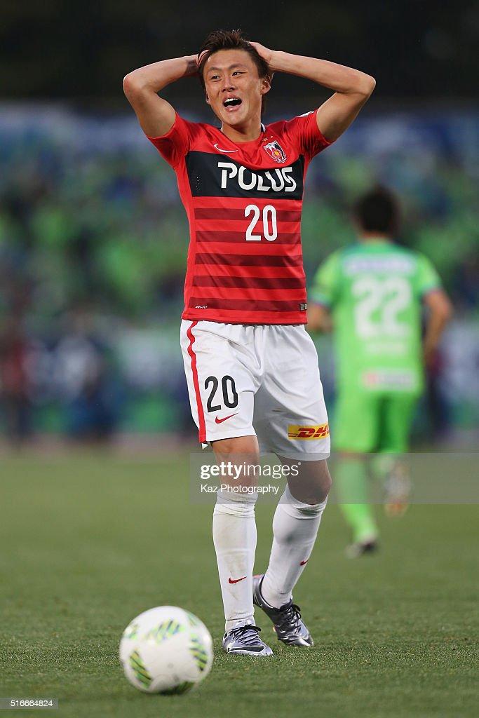Shonan Bellmare v Urawa Red Diamonds - J.League