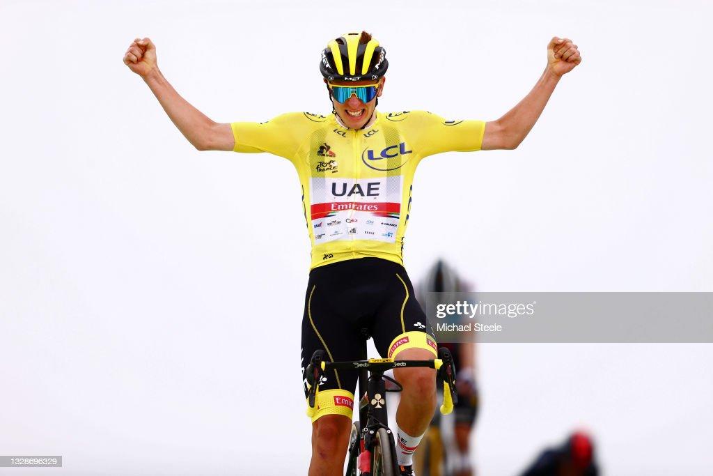 108th Tour de France 2021 - Stage 17 : Nieuwsfoto's
