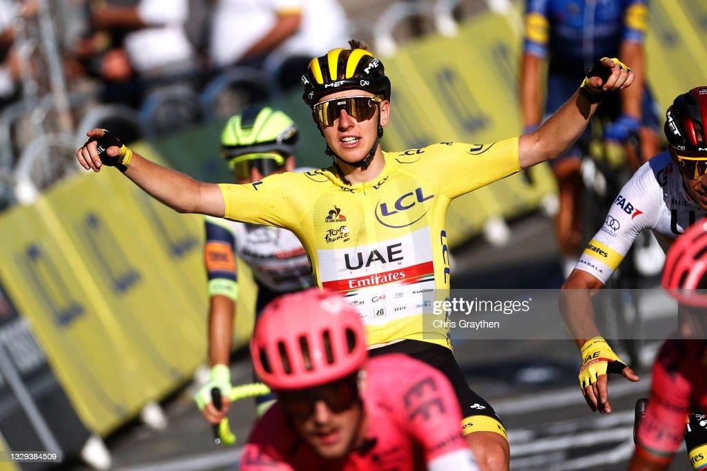108th Tour de France 2021 - Stage 21 : Nieuwsfoto's