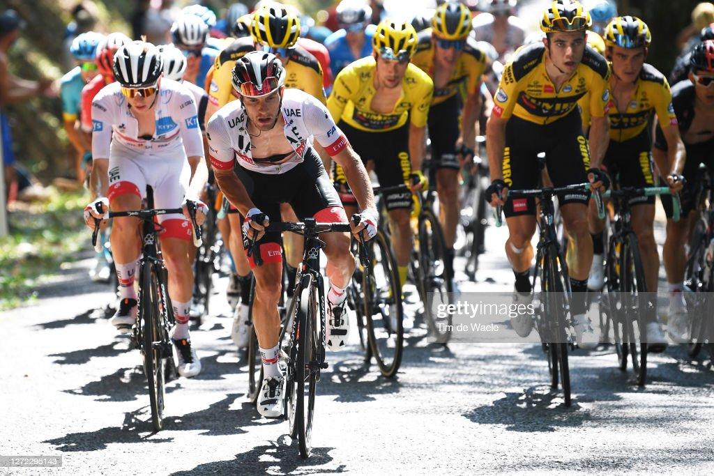 107th Tour de France 2020 - Stage 15 : News Photo
