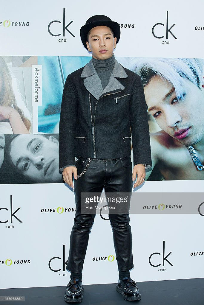 Taeyang Of Bigbang Autograph Session For CK One