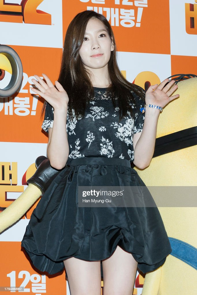 """Despicable Me 2"" Press Conference in Seoul"