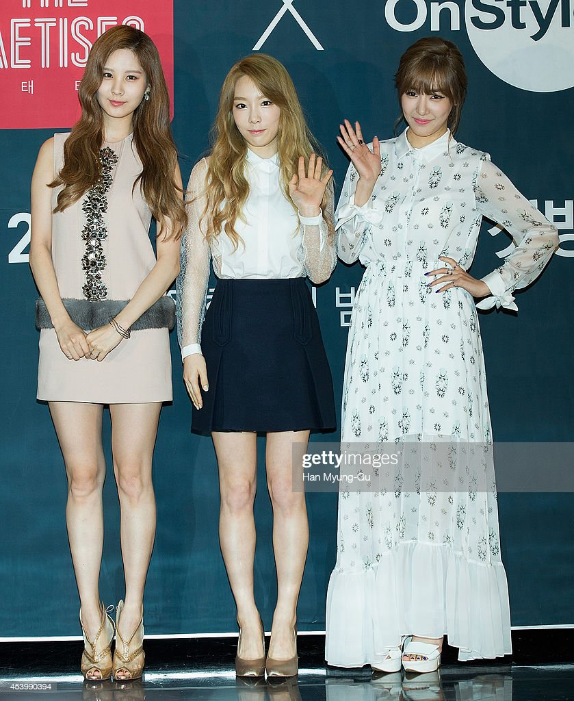 "OnStyle ""The TaeTiSeo"" Press Conference In Seoul"