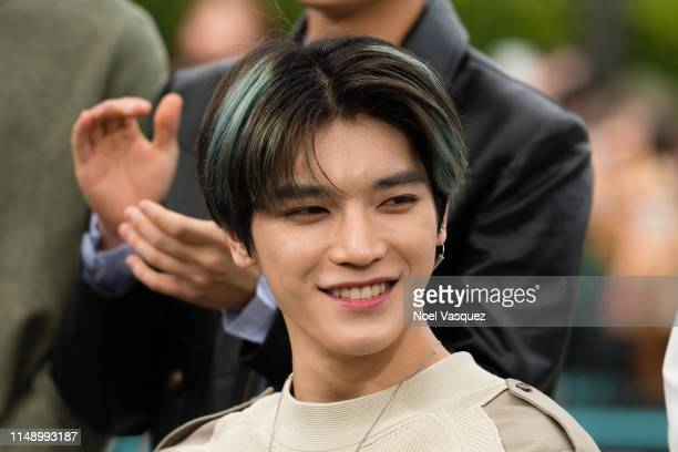 Taeyong of NCT 127 visits Extraat Universal Studios Hollywood on May 13 2019 in Universal City California