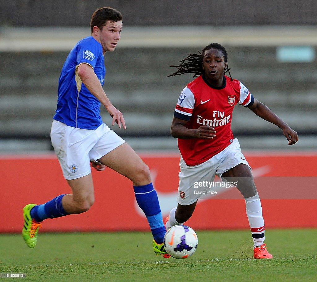 Barclays U21 Premier League: Arsenal v Leicester City