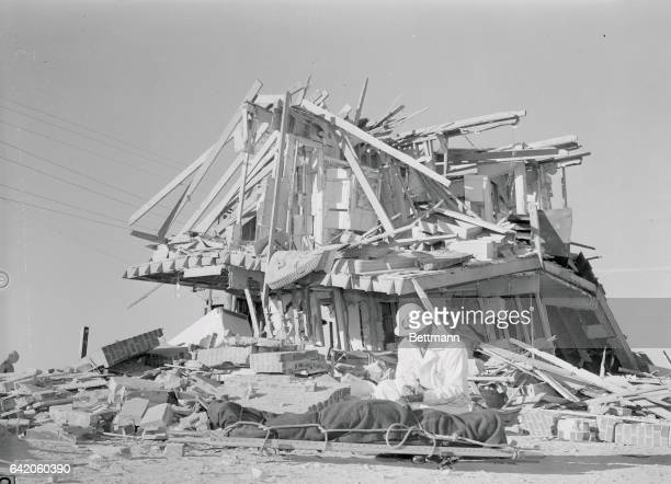 Tag Paul Darling Family Casualty Survival Town Nevada One of the casualties from the Paul Darling home destroyed in the Operation Cue atomic blast is...