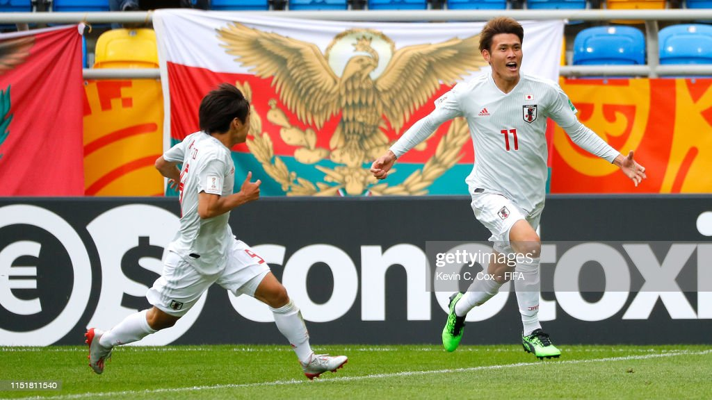 Mexico v Japan: Group B - 2019 FIFA U-20 World Cup : ニュース写真