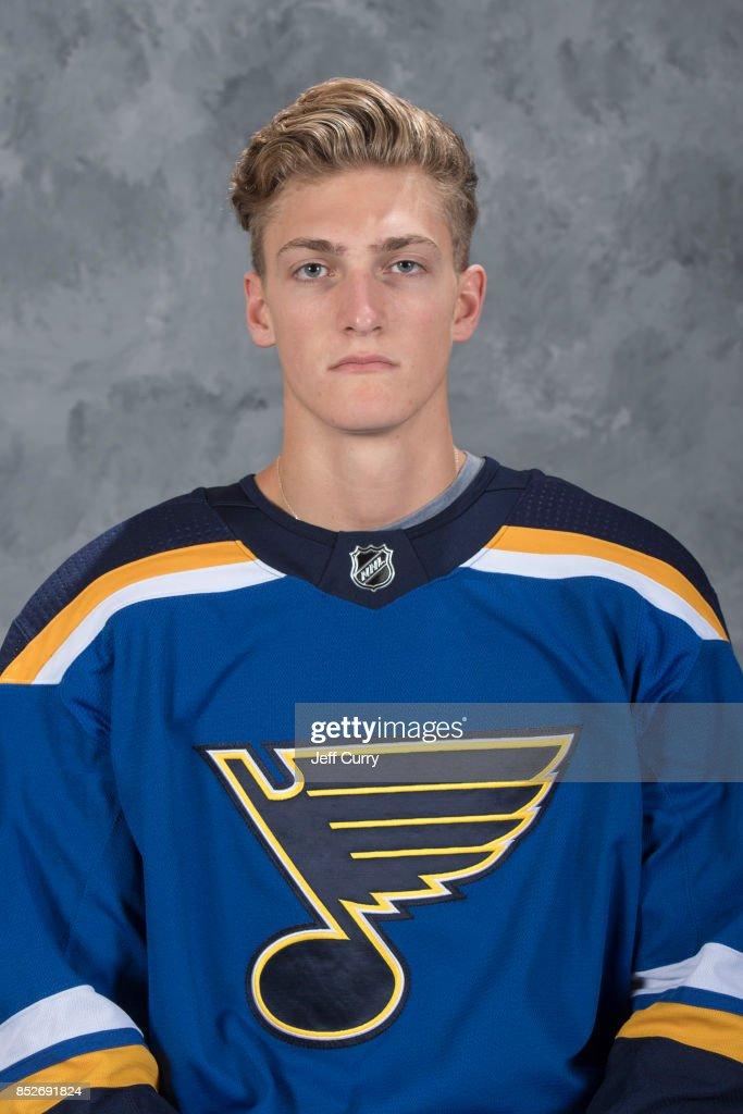 St Louis Blues Headshots