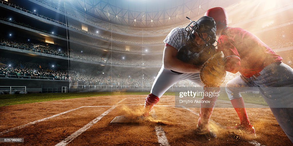 Tagging on a base : Stock Photo