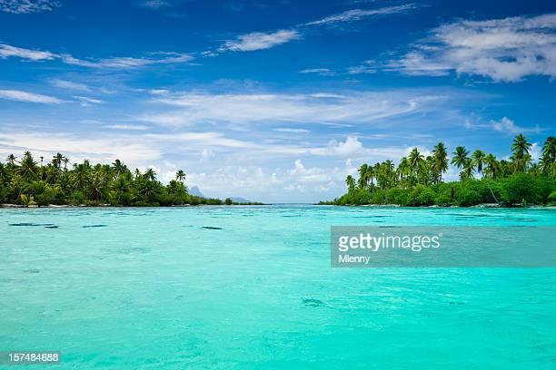 Taha'a Island Exotic Lagoon South Pacific