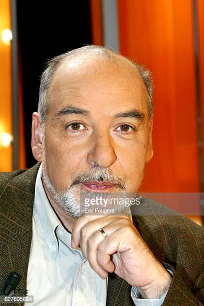Tahar Ben Jelloun invited at 'Vol de nuit' TV show themed 'Love affairs always'