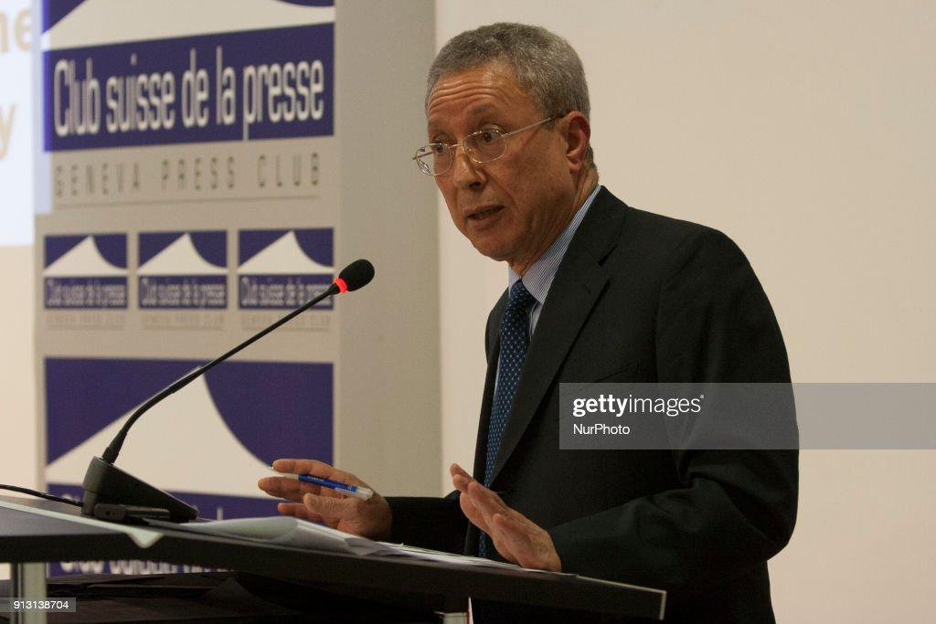 Tahar Boumedra, Geneva, Switzerland, - On1 February 2018, at Geneva Press club, a civil society hearing in Geneva heard witnesses and legal experts and offered an adjudication of the 1988 massacre of political prisoners in Iran.Tahar Boumedra, a former UN official on human rights, who has written two books on the 1988 massacre provided a full picture of the 1988 massacre and the failure of the UN to take appropriate action. He called on the UN High Commissioner for Human Rights to launch a Commission of Inquiry to investigate the crime.