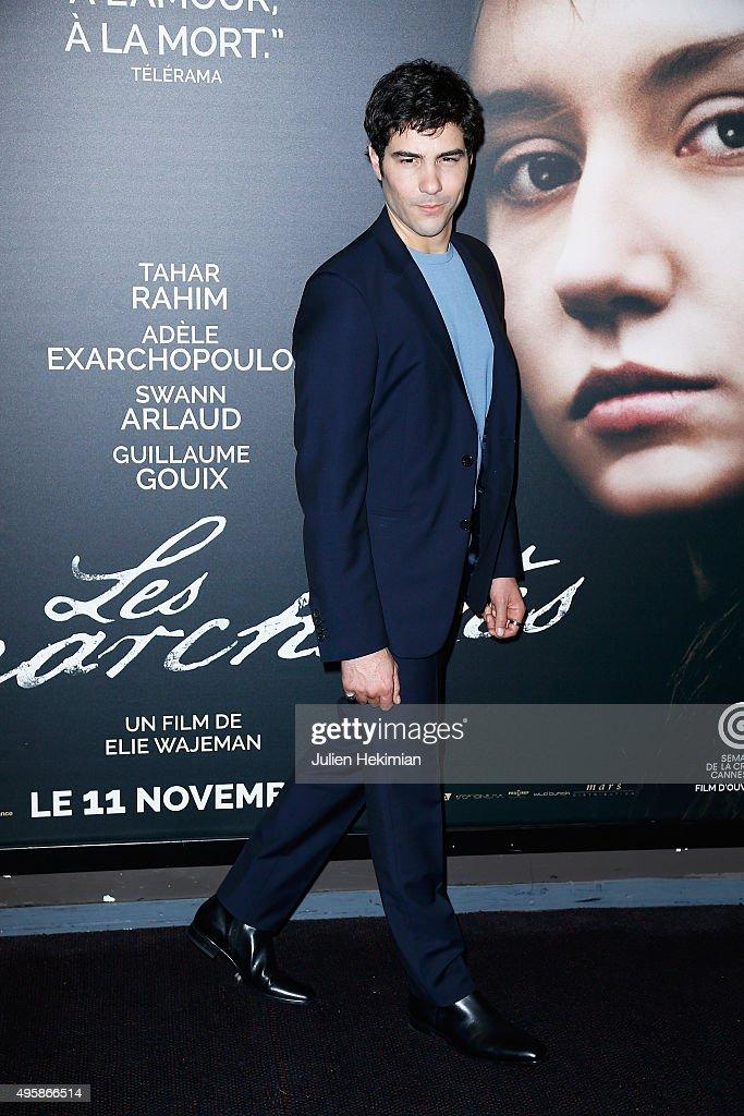 """""""Les Anarchistes"""" Paris Premiere At UGC Cine Cite Bercy"""