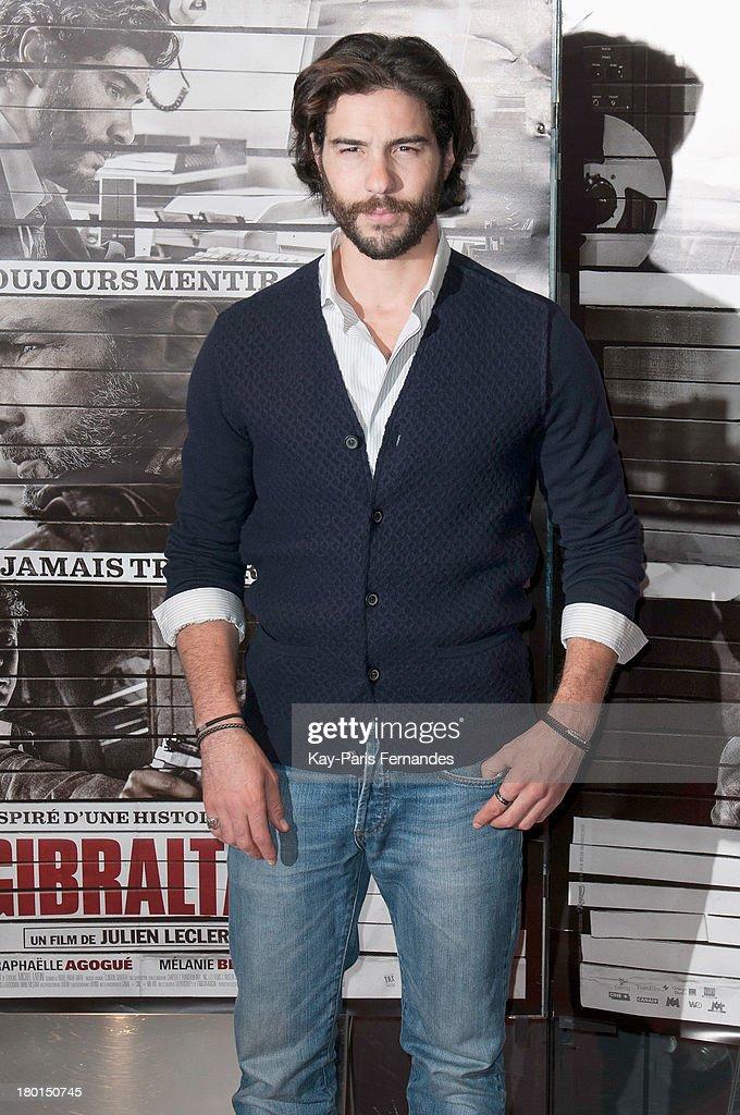 'Gibraltar' Paris Premiere AT UGC Les Halles In Paris