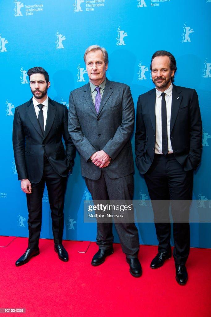 'The Looming Tower' Premiere - 68th Berlinale International Film Festival : Foto di attualità