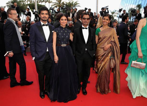 Nandita Das At Cannes 2018