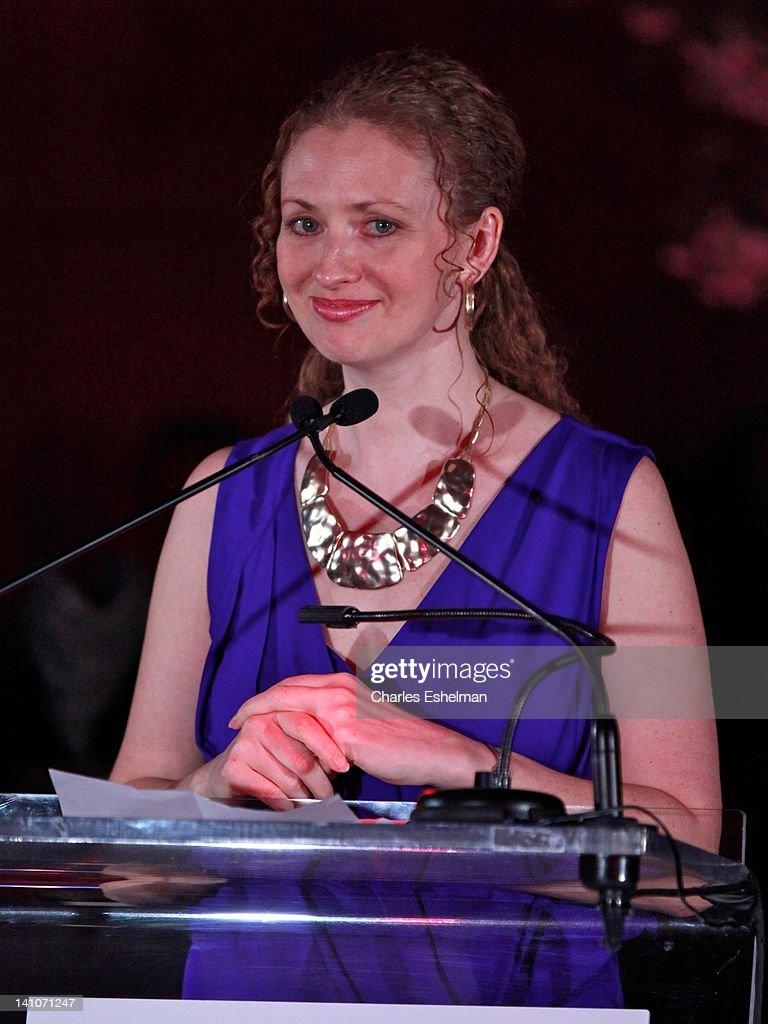 3rd Annual Diane Von Furstenberg Awards - Show : News Photo