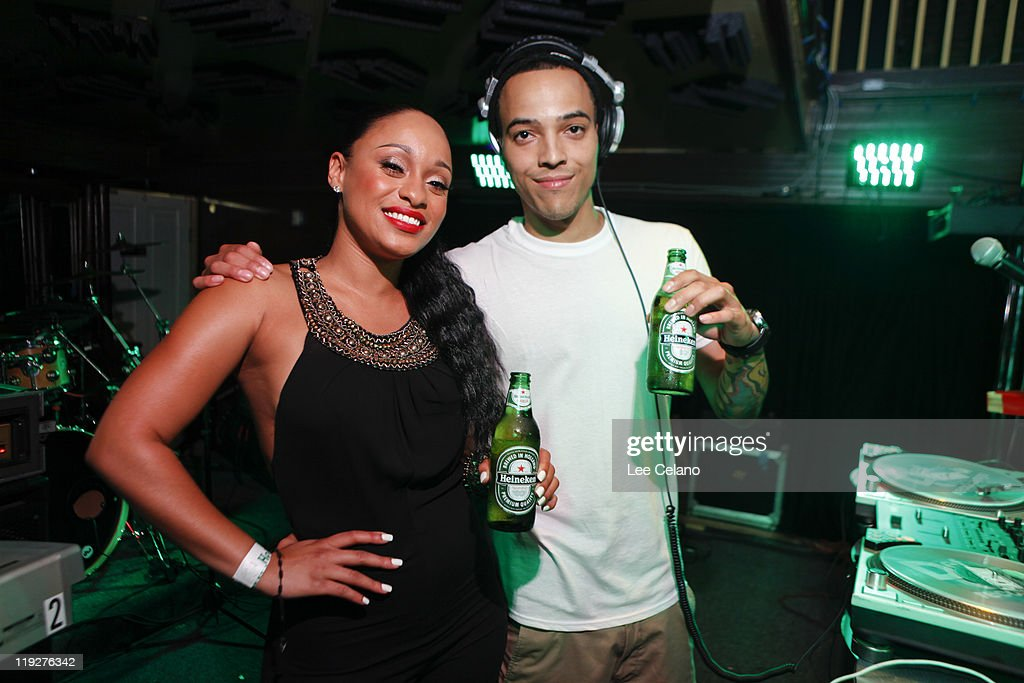 Heineken Red Star Access Presents G.O.O.D. Music Event In New Orleans Hosted By Tahiry Featuring Cyhi The Prynce And Pusha T
