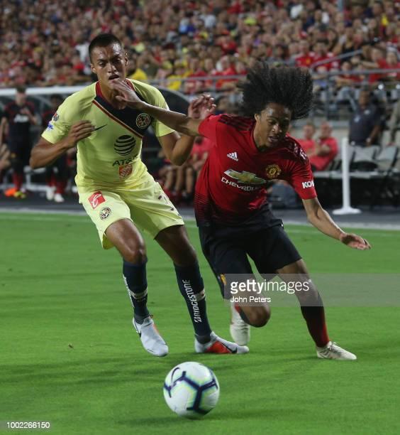 man united vs club america