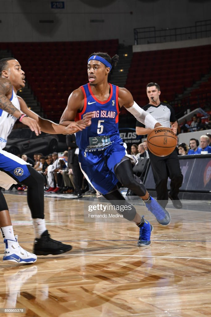 Long Island Nets v Lakeland Magic