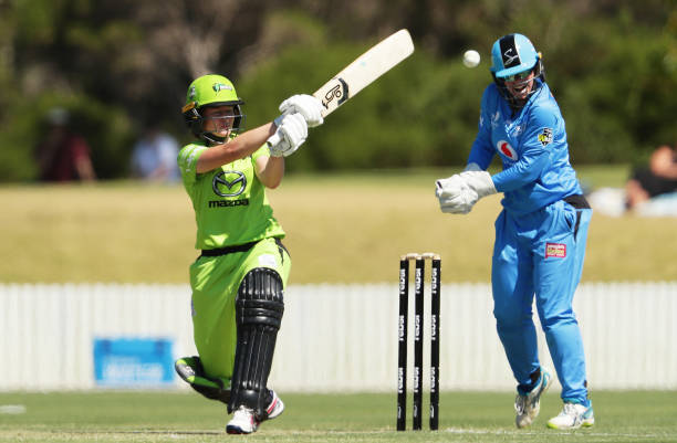 AUS: WBBL - Sydney Thunder v Adelaide Strikers
