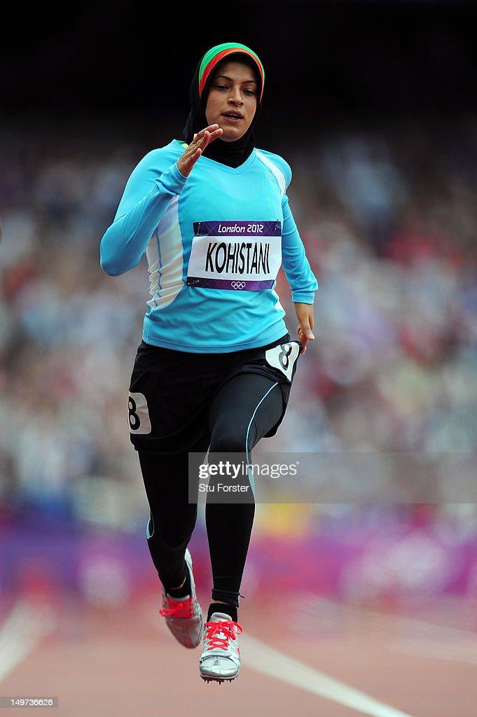 Olympics Day 7 - Athletics : News Photo