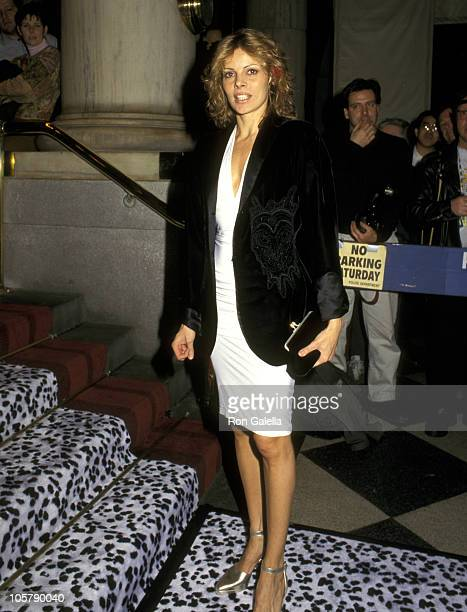 Tahnee Welch during Premiere Party for 101 Dalmatians at Plaza Hotel in New York City New York United States