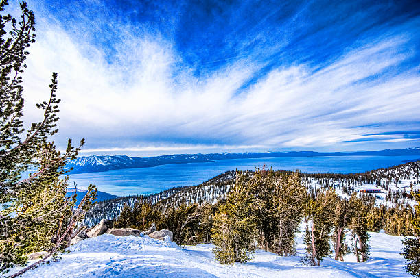 Tahoe from Heavenly