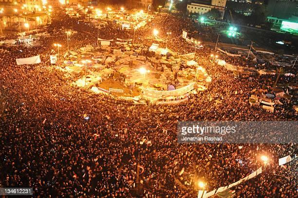 Tahrir Square - February 10, 2011