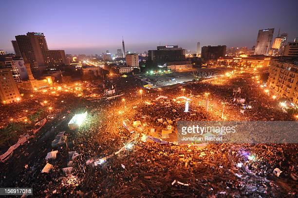 Tahrir Square - January 25, 2012