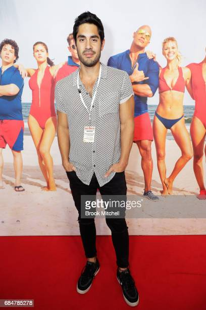 Tai Hara attends the Australian premiere of 'Baywatch' at Hoyts EQ on May 18 2017 in Sydney Australia