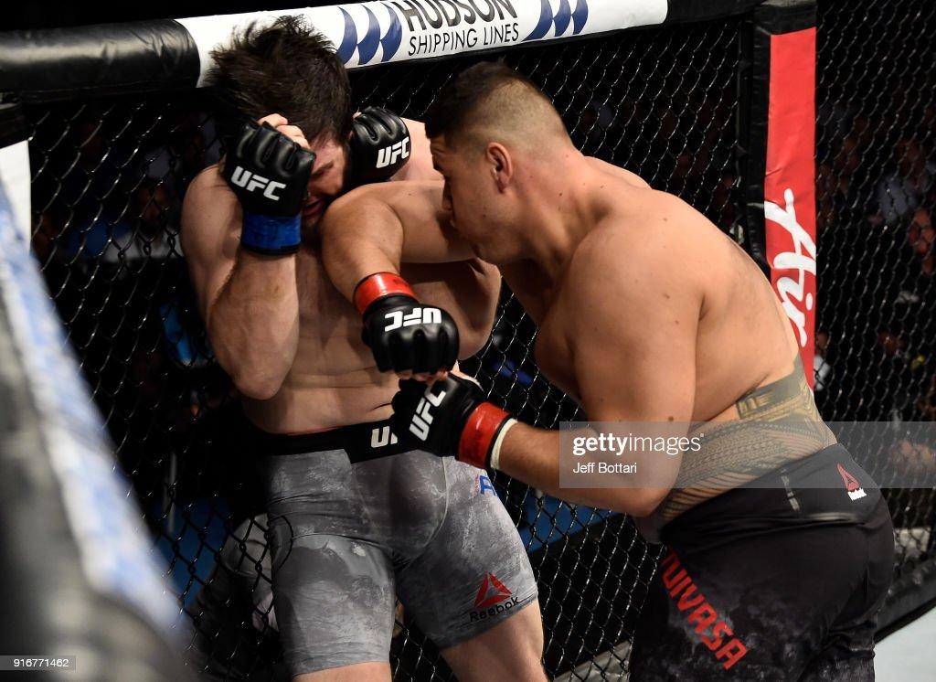 UFC 221: Tuivasa v Asker : News Photo