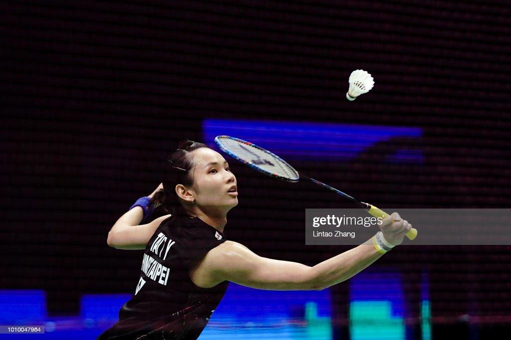 Total BWF World Championships 2018 - Day 5 : News Photo