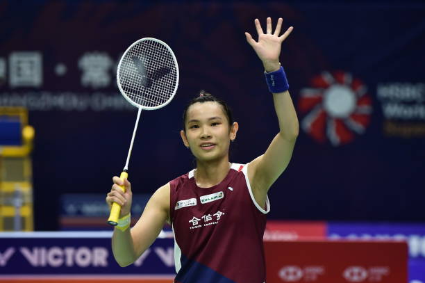 CHN: 2019 China Badminton Open - Day 2