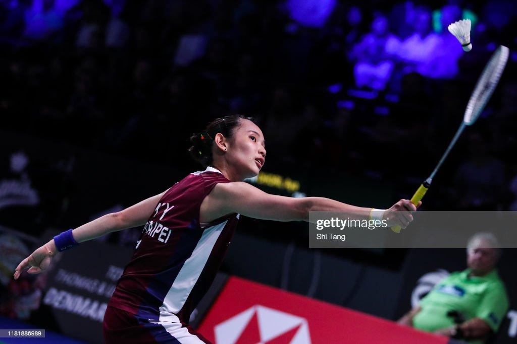 DANISA Denmark Open 2019 - Day 4 : Fotografía de noticias