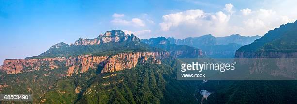 taihang mountain,shanxi province,china - 太行山脈 ストックフォトと画像
