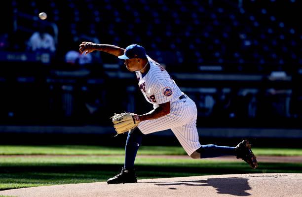 NY: Philadelphia Phillies v New York Mets Game 1