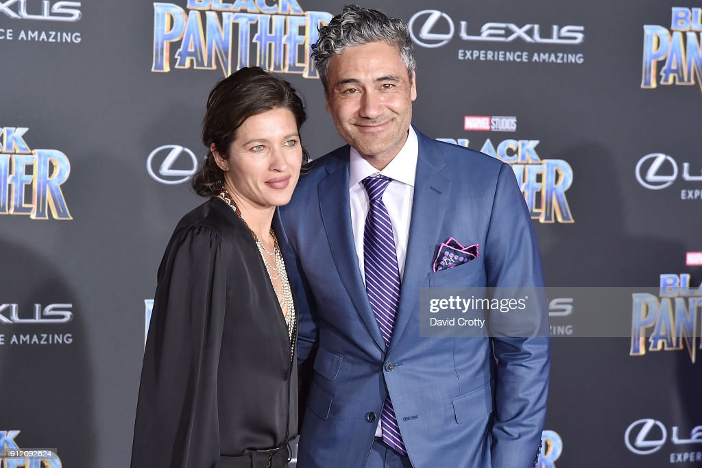 Premiere Of Disney And Marvel's 'Black Panther' - Arrivals : News Photo