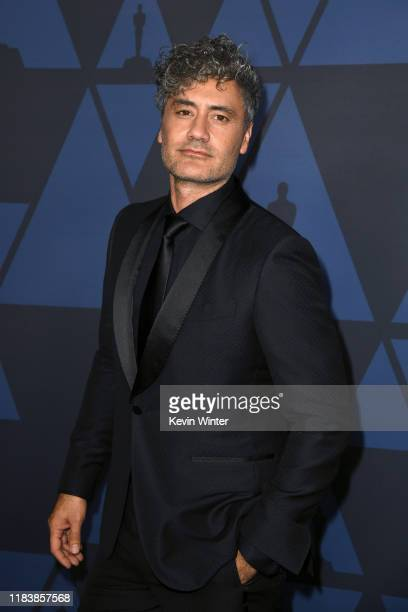 Taika Waititi attends the Academy Of Motion Picture Arts And Sciences' 11th Annual Governors Awards at The Ray Dolby Ballroom at Hollywood Highland...