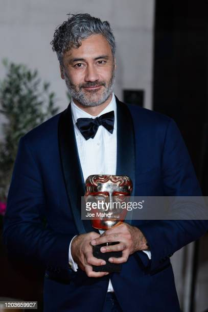 Taika Waititi attends the EE British Academy Film Awards 2020 After Party at The Grosvenor House Hotel on February 02, 2020 in London, England.
