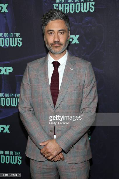 Taika Waititi attends the FYC event of FX's What We Do In The Shadows at Avalon Hollywood on May 22 2019 in Los Angeles California