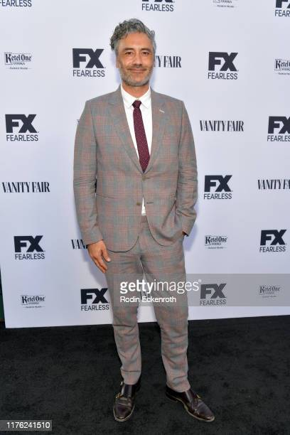 Taika Waititi attends Vanity Fair and FX's annual Primetime Emmy Nominations Party on September 21, 2019 in Century City, California.