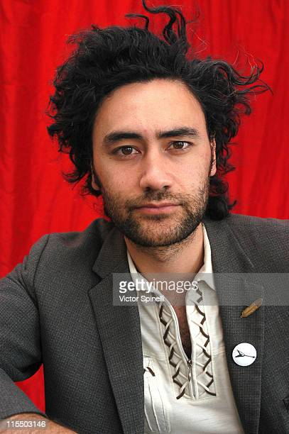 Taika Waititi during TMG Luxury Suite Day 2 at Luxe Hotel in Beverly Hills California United States